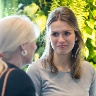 Topvrouwenbijeenkomst feb 2016 te gast bij Volker Wessels Amersfoort 5
