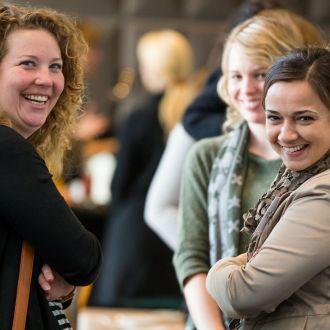 Topvrouwenbijeenkomst feb 2016 te gast bij Volker Wessels Amersfoort 9