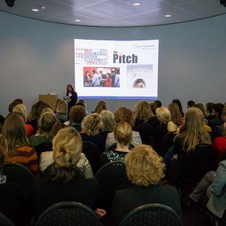 Topvrouwenbijeenkomst feb 2016 te gast bij Volker Wessels Amersfoort 14