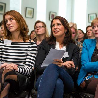 Topvrouwenbijeenkomst feb 2016 te gast bij Volker Wessels Amersfoort 20