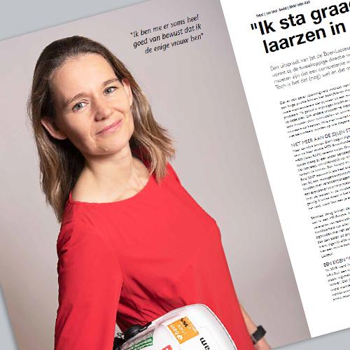 Interview Jet de Boer-Lasseur Vrouwen aan de top | gww-bouw.nl