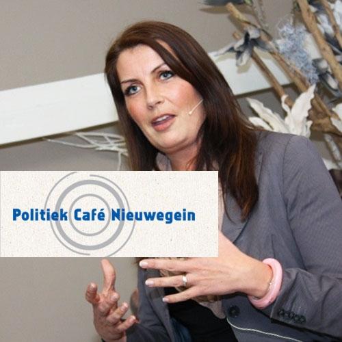 Politiek café Nieuwegein Verslag van een levendige avond